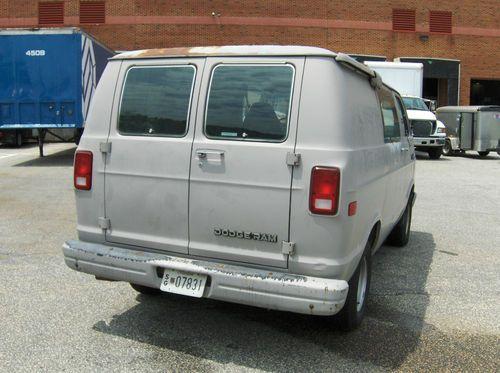 1999 Dodge Ram 1500 Engine