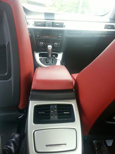 Bmw Red Leather Interior