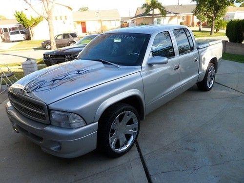 4 2001 Dakota Dodge Door
