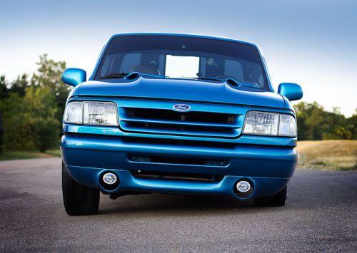 Sell Used Ford Ranger Splash Show Truck In Ypsilanti