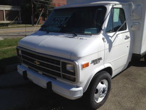 2500 Chevy 1993 Interior