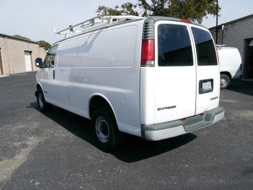 Buy Used 1999 Chevrolet Express 3500 Base Standard Cargo