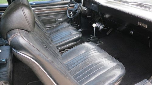 Find Used 1971 Nova 350 350hp Muncie 4 Speed