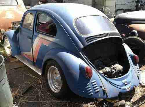 Sell Used 1964 Cal Look Vw Bug Hot Rod Volkswagen Beetle