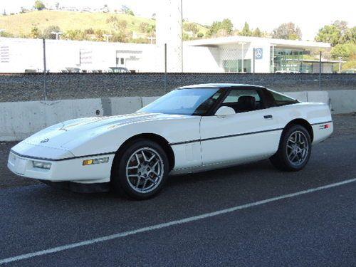 1989 Corvette Skirts Z51