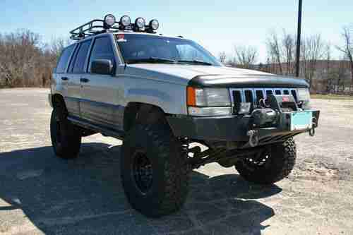Cherokee 98 Lifted Road
