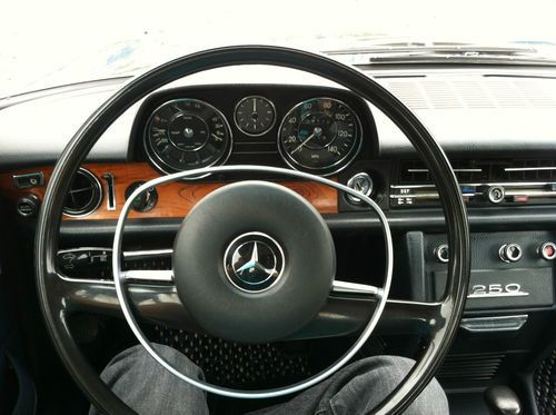 Buy Used 1971 Mercedes Benz 250 Show Car In Boca Raton Florida United States For Us 11 500 00
