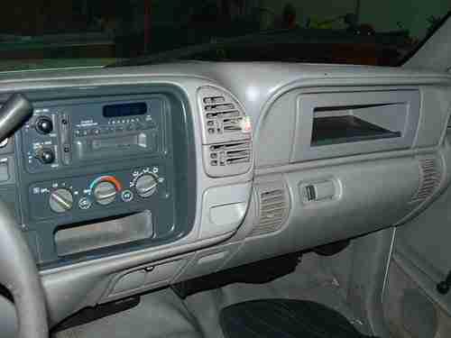 4x4 Sl Gmc 91 Sierra 2500