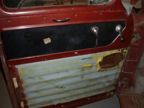 Ton Chevy Door 4 4 Box 3 02 Long