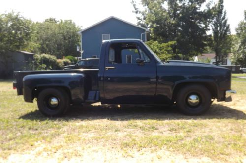 Purchase Used 1983 Chevy C10 Stepside Pickup Street Strip