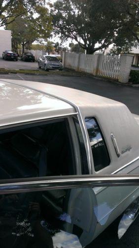 1984 Fleetwood Cadillac