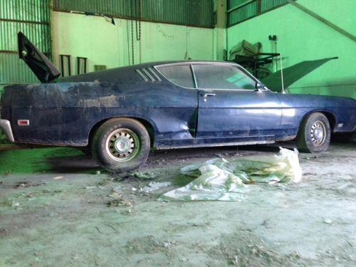 Purchase Used 1969 Ford Torino Talladega Barn Find 428