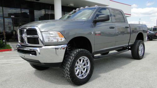 2014 Silver Ram 2500 Lifted
