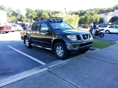 Buy Used 2007 Nissan Frontier Nismo Off Road Crew Cab