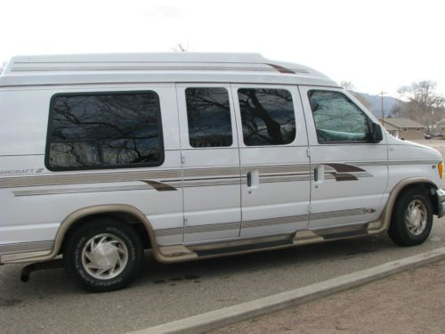 Buy Used 1999 Ford Starcraft Conversion Van In Guffey