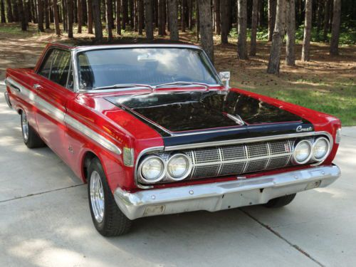 K Code Mercury Wagon 1964 Comet