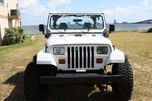 1989 Jeep Wrangler Project