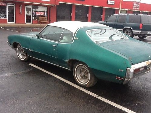 Stage 1970 1 Prototype Skylark Gs Buick