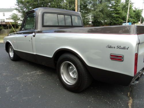 Purchase Used Restored Big Block 1970 C10 Short Bed Loaded