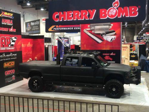 Purchase Used Sema Truck Twin Turbo Duramax Chevy