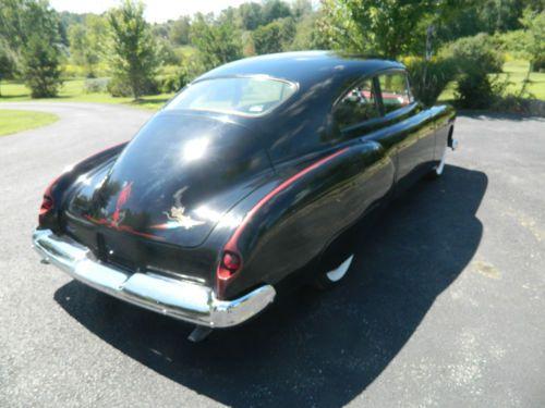 Oldsmobile Interior 1949