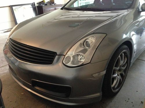 Infinity G37 S Coupe 2017