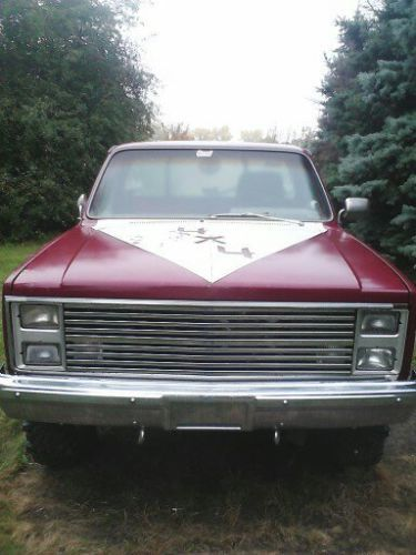 Truck 1969 Parts Custom 10 Chevy