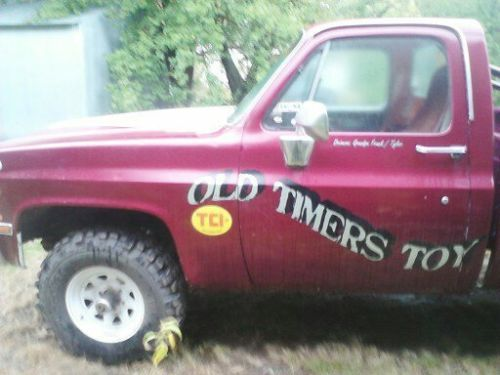 1969 Parts Truck Custom 10 Chevy
