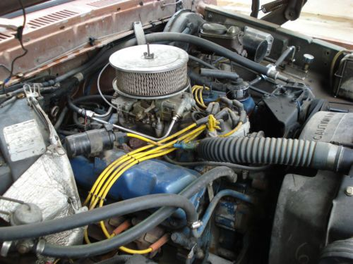 150 F Parts Body Ford 1978