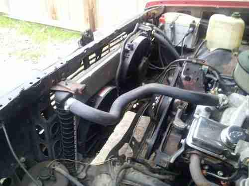 1986 Chevy C10 Custom Deluxe