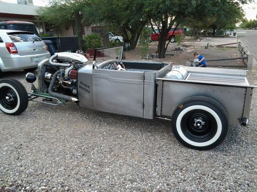 1929 Ford Coupe Rumble Seat
