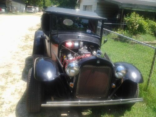 Sell Used Ford Model A 35 Counvertlible Truck Rat Rod