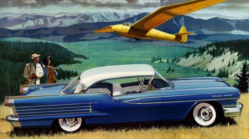 1958 Oldsmobile Rocket 88