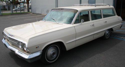 1956 Air Chevy Door Bel Hard 2 Top