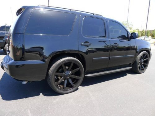 Purchase Used 2007 Chevrolet Chevy Tahoe Ltz 4x4 Lowered