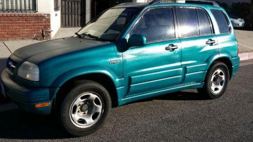 Buy Used 1999 Suzuki Grand Vitara In Bellflower