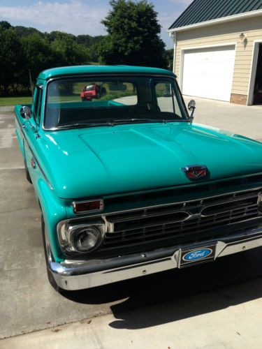 Purchase Used 1966 Ford Custom Cab F100 Short Bed With