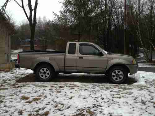 Purchase Used 2004 Nissan Frontier Sc Extended Cab Pickup