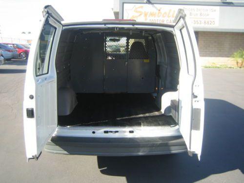 Astro Van 2002 Chevrolet