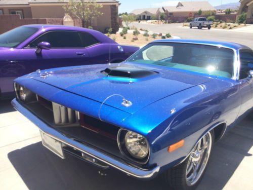 Sell Used 73 Cuda In Las Vegas Nevada United States