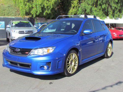 2012 Wrx Sale Hatchback