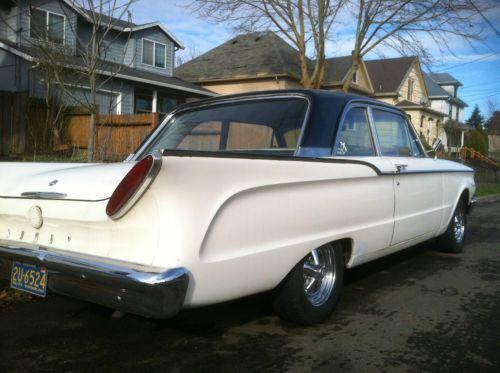 Buy Used 1960 Mercury Comet 2 Door In Portland Oregon