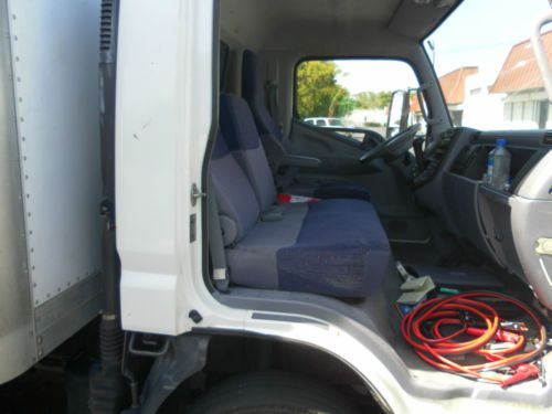 Box Truck Side Steps
