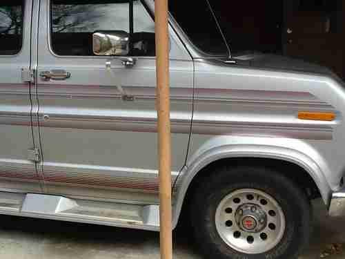 1991 Ford E 150 Econoline