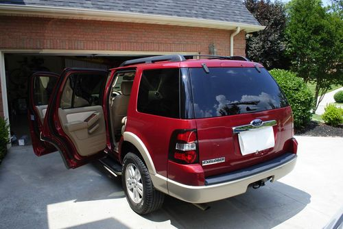 2008 Ford Explorer Sport 2 Door