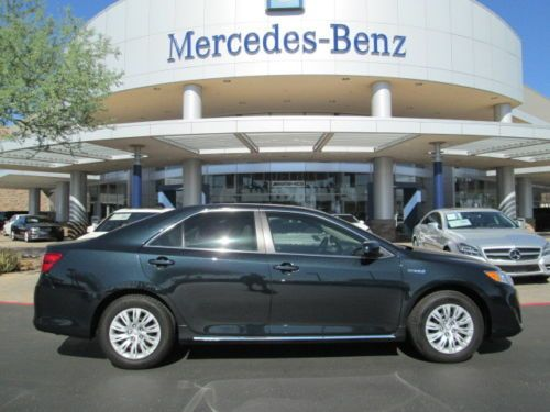 Find Used 2012 Hybrid Dark Steel Mica Automatic Miles 6k