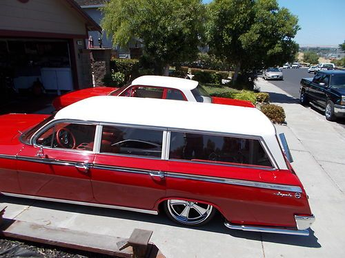 Purchase Used 62 Impala Wagon Amp 63 Bel Air L K In