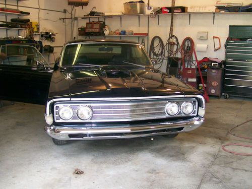 1969 Torino Molding Ford Rear