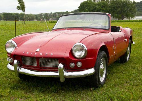 1963 Mobile Auto Triumph