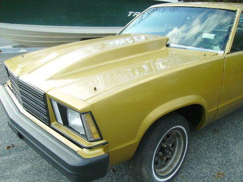 Malibu Sale Wagon 1983